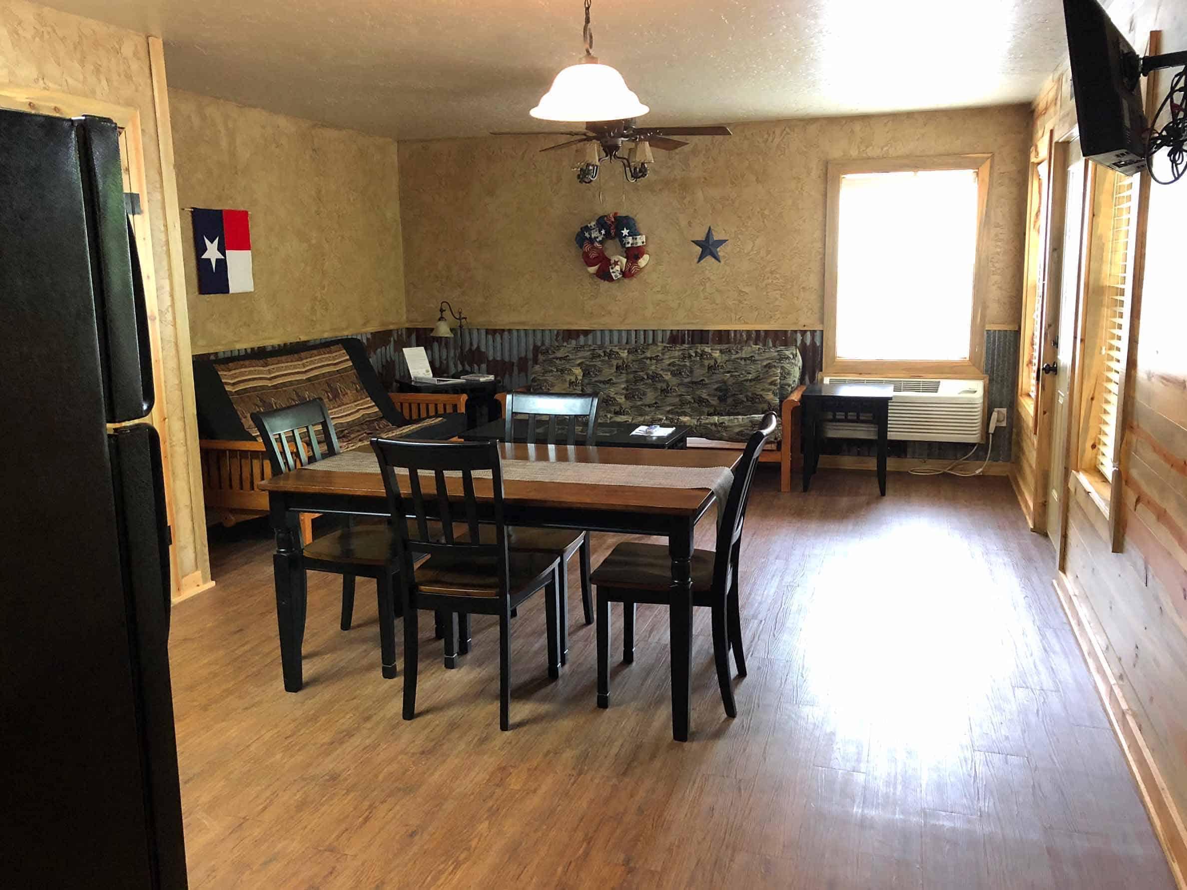 BackWater-Jacks-Cabin-Duplex-rentals-living