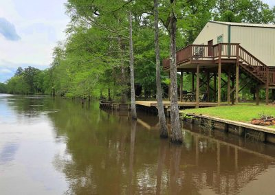BackWater-Jacks-Cabin-Duplex-rentals-river-view