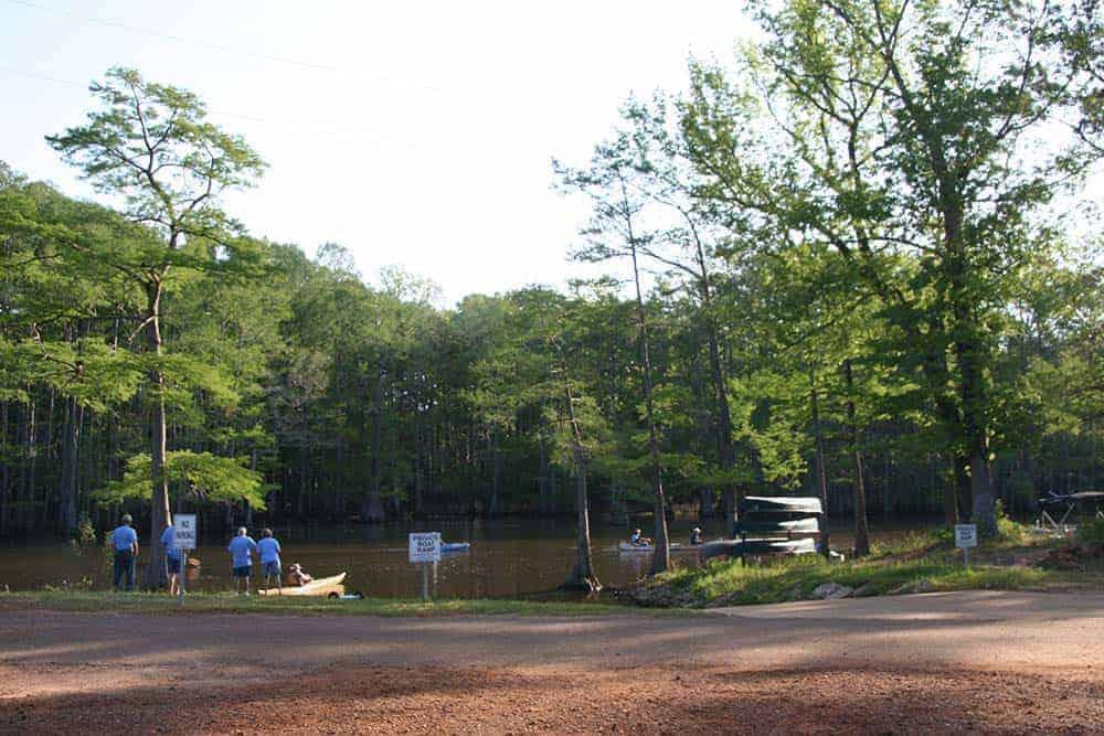 BackWater-Jacks-RV-Campgrounds-Lakefront-rentals-caddo-lake